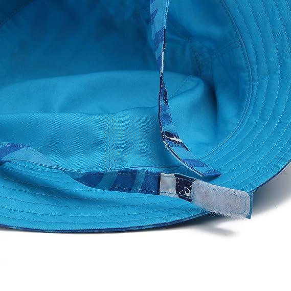 9fb3f2be814 Amazon.com  vivobiniya Baby Boy Summer Hats Toddler boy Bucker hat Sun Hats  0-8years Old  Clothing