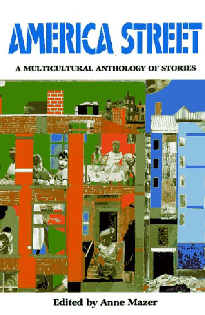 america street edited by anne mazer biography