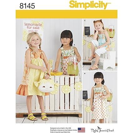 Amazon Simplicity Creative Patterns Simplicity Pattern 40 Simple Simplicity Patterns On Sale