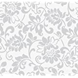 Fablon, Plastica adesiva Heritage 45cmx2m Silber