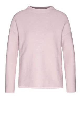 e0cc51764364d5 ARMEDANGELS Damen Pullover aus Bio-Baumwolle - MEDINAA - XS Blush GOTS,  Organic,