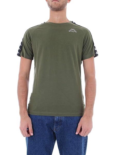 Kappa camiseta de manga corta para hombre 303UV10 A24 BANDA COEN SLIM: Amazon.es: Ropa y accesorios