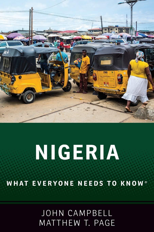 Nigeria: What Everyone Needs to