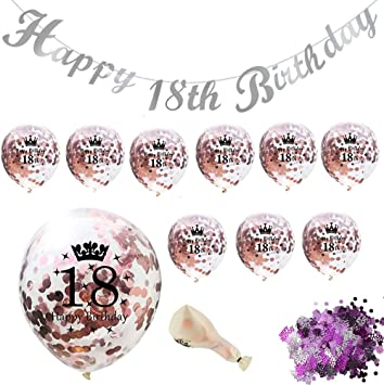 9ft Holographic Happy Wedding Anniversary Pink /& Lilac Party Banner Decoration