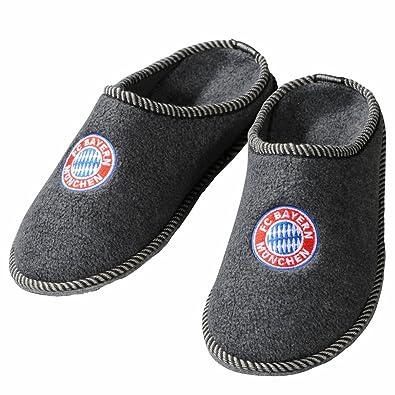 FC Bayern München pantoffelmann-Zapatillas logo Talla:36 zQjSP