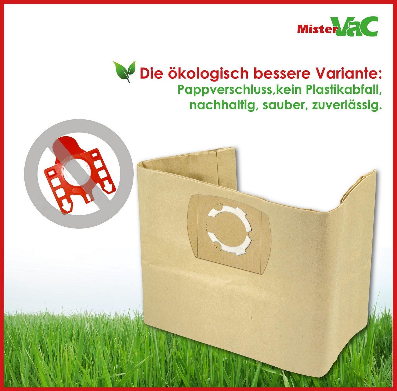 10/x/ /568.0 /Bolsa para aspiradora K/ärcher NT 30//1/me Classic Edition 1.428/