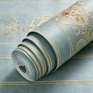 LotCow Dollhouse Miniature Wallpaper Floor Paper Exquisite Pattern Self Adhesive Peel and Stick Wallpaper Dollhouse Decorative Removable Nursery Wallpaper Beauty Accessories