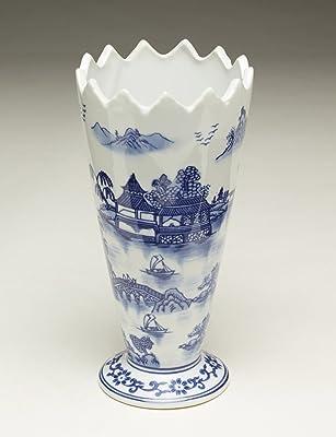 Amazon Com Joster Fleur Daily Cupcake Flower Vase Vanilla Home Amp Kitchen