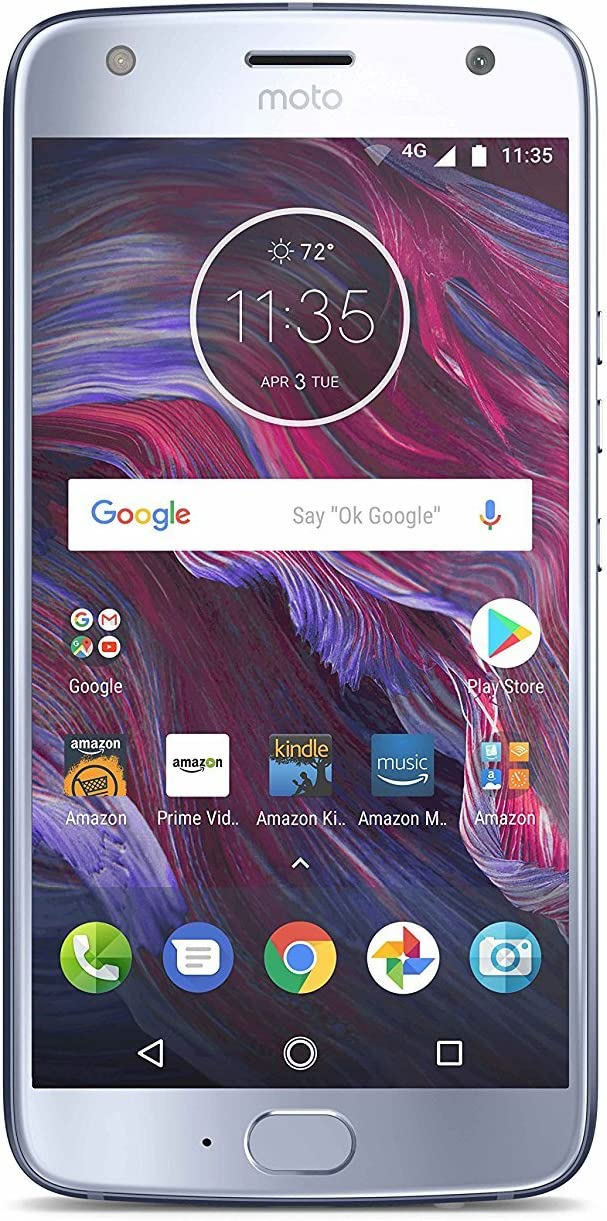 Moto X (4th Generation) with Alexa Hands-Free – 32 GB