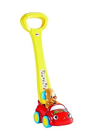Fisher Price Infant dld85 - Correpasillos spingibile del Perro SS: Amazon.es: Juguetes y juegos