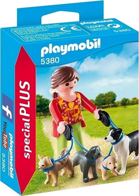 3 opinioni per Playmobil 5380- Dog Sitter