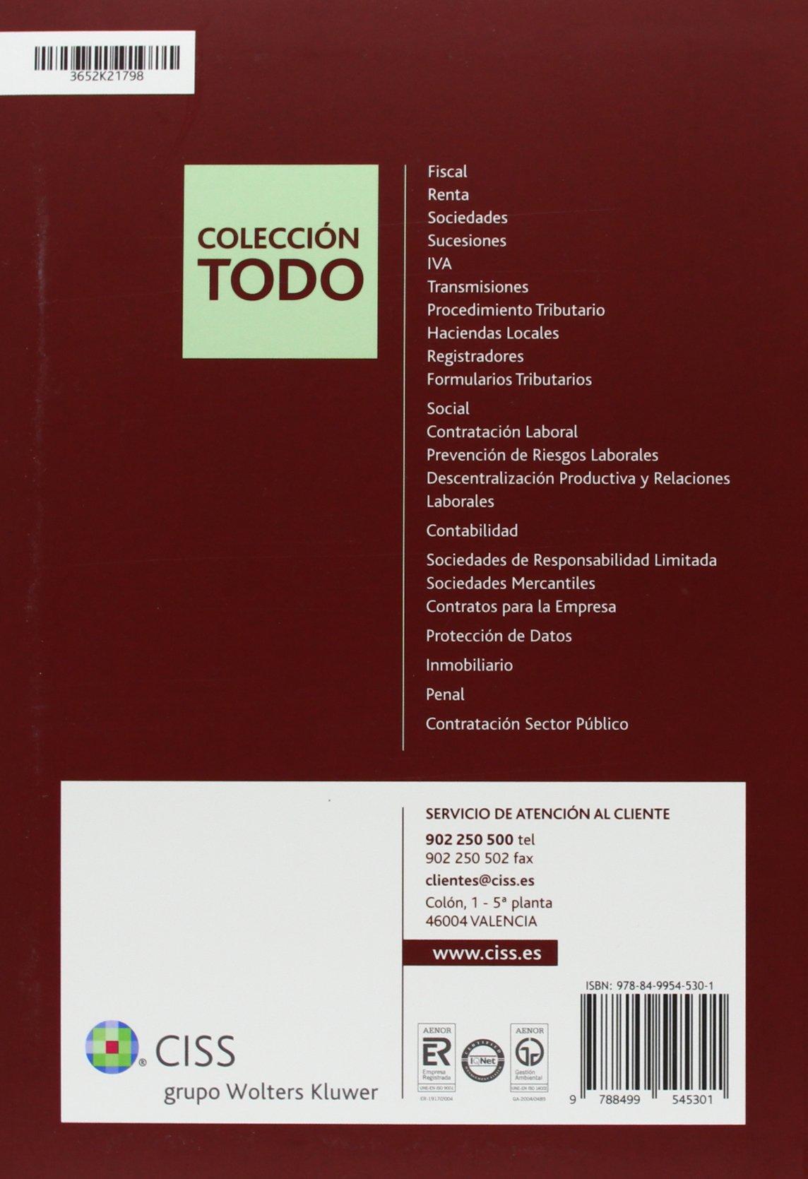 Todo IVA 2013: Amazon.es: José Manuel Cabrera Fernández, María Cabrera Herrero: Libros