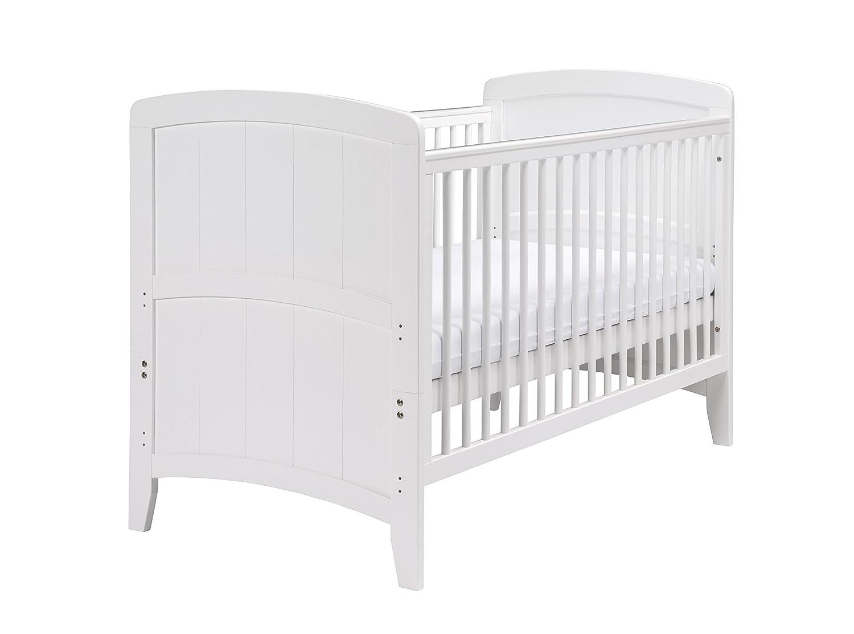East Coast Nursery Venice Cotbed (White) 7846W