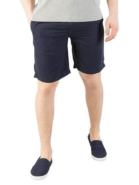 Tommy Hilfiger Herren Sportsman Kordelzug Shorts, Blau, 32W