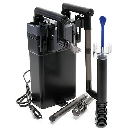 SunSun HBL-802 Filtro colgante para remolque 500 l/h a 100 l de acuario