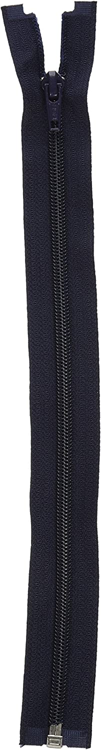 Coats Thread /& Zippers F48 24-2 and Coil Separating Zipper Black 24-Inch