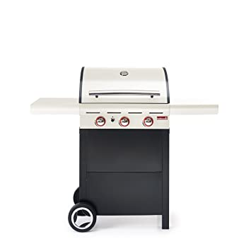 Barbecook Gas barbacoa Spring 300, Crème/Beige, 133 x 57, 4 X 115 cm, 2236930210: Amazon.es: Jardín