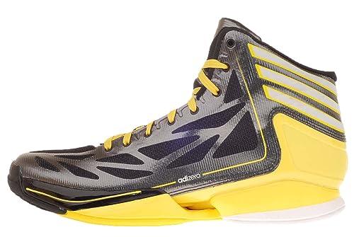 cf3e5bce90c9 adidas Crazy Light 2 Basketball Schuhe Shoes Herren Gelb Neu Black   Amazon.co.uk  Shoes   Bags