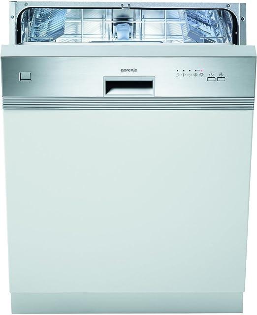Gorenje GI61224X lavavajilla Semi-incorporado 12 cubiertos A ...