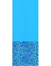 Swimline 12-Feet Round Swirl Bottom Overlap Liner Standard Gauge