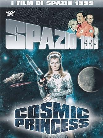 Risultati immagini per Spazio 1999 - Cosmic Princess