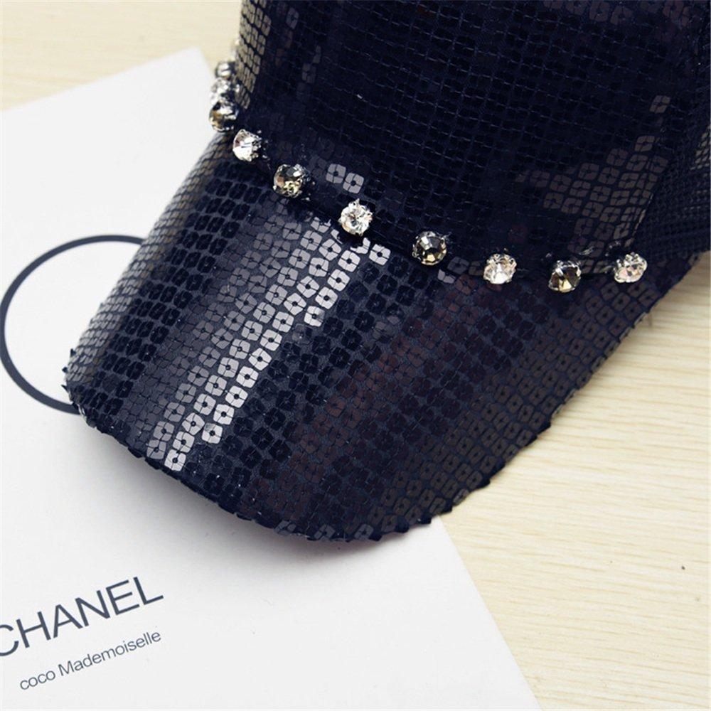 Zhou Yunshan Gorras Brillantes y Sombreros para Hombres y Mujeres ...