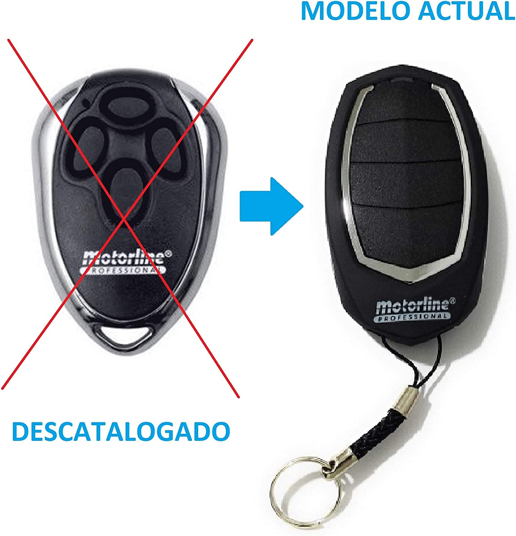Mando a distancia Motorline MX4SP: Amazon.es: Bricolaje y herramientas