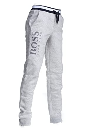 Hugo Boss - Jogging garçon J24437 A89 Gris - Taille 16 ans - Couleur Gris fb109828af7