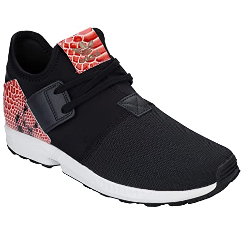 Adidas ZX Flux Plus - Zapatillas de Deporte para Hombre, Color Negro: adidas Originals: Amazon.es: Zapatos y complementos