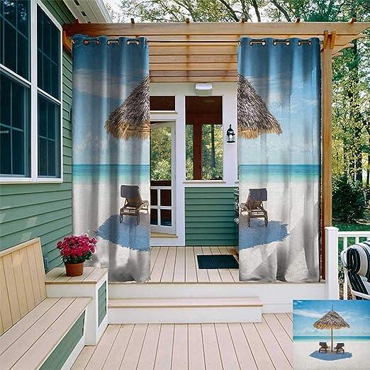 Leinuoyi Seashells, arandela de cortina para exteriores, conchas ...