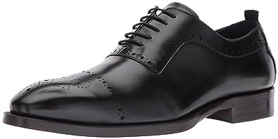 e6ee5182df6 Steve Madden Cerra Oxford Tan Leather 7 D(M) US  Buy Online at ...