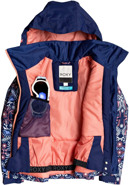 Roxy Girls Delski Snow Jacket Snowjacket