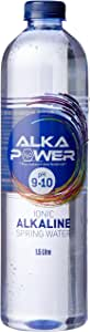 Alka Power Alkaline Water, 6 x 1.5 Liters