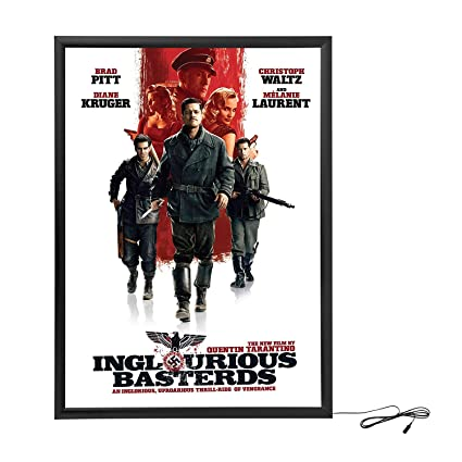 Amazon.com: 27x40 Premium LED Light Box Cinema Movie Poster Display ...