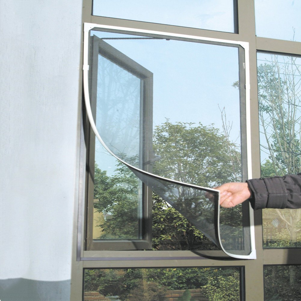 Magnetisch Bildschirm-fenster,Diy Türen für häuser bildschirm Türen ...