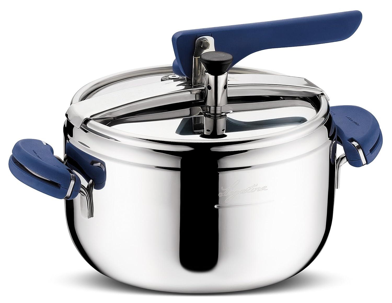 Lagostina Brava Olla a presión (3,5 L) con accesorio de cocción al ...