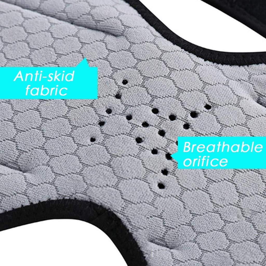 DSGYZQ Mechanical lift Joint support Knee pads Knee protection Powerful Bounce Adjustable Force Force Knee pad