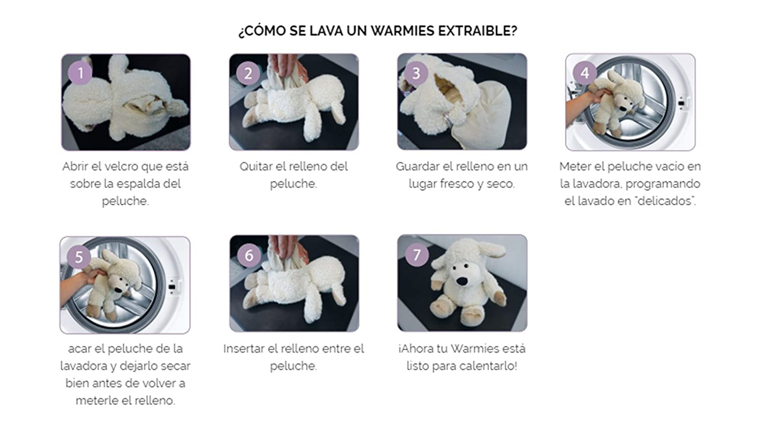 Peluche calentable 100% Natural Warmies Muñeco Patchwork WALLACE GROMIT 7010: Amazon.es: Juguetes y juegos