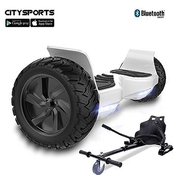 CITYSPORTS Hoverboard Todo Terreno de 8.5
