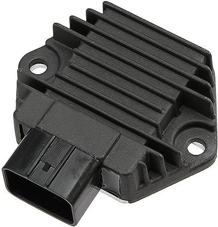 Alamor Regulador de Voltaje rectificador para Honda TRX 450 ...