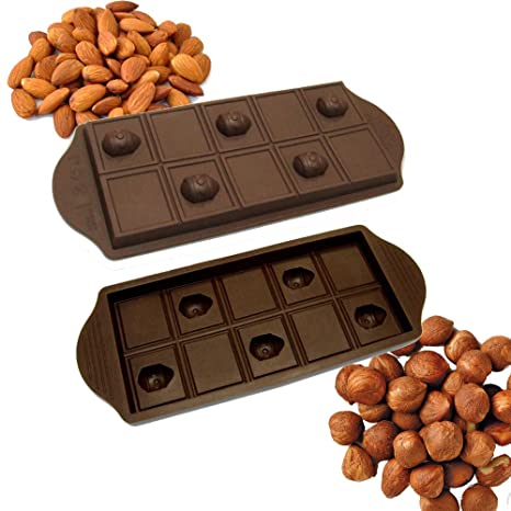 Molde de Chocolate de malas Yoko Design Tablet
