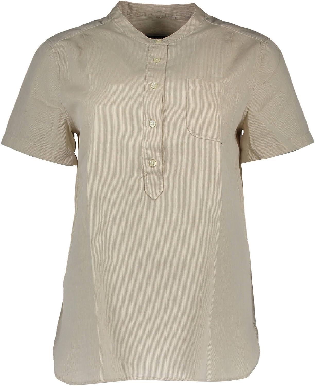 Gant 1501.432232 Camisa con Las Mangas Cortas Mujer: Amazon.es: Ropa y accesorios