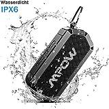 Tragbare Lautsprecher Bescheiden Neue Wasserdichte Bluetooth4.2 Lautsprecher Im Freien Tragbare Subwoofer Drahtlose Lautsprecher Eingebaute Power Bank Unterstützung Tf Karte Für Telefon Lautsprecher