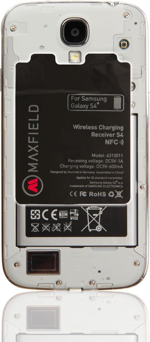 Maxfield Samsung Galaxy S4 + NFC Adapter Wireless: Amazon.co