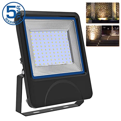 Foco Proyector LED 100W Focos LED de Exterior 3030 LED Chip ...