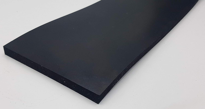 10cm DICKE und L/ÄNGE w/ählen Gummileiste Gummizuschnitt Gummistreifen 100mm L/ÄNGE: 5cm bis 10m 100mm x 50mm x 10mm - DICKE: 1mm bis 15mm 10cm x 5cm x 1cm NR//SBR breit