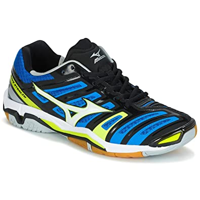 premium selection 74ab1 4135f Mizuno Wave Stealth 4 Chaussure Sport en Salle - AW17-44