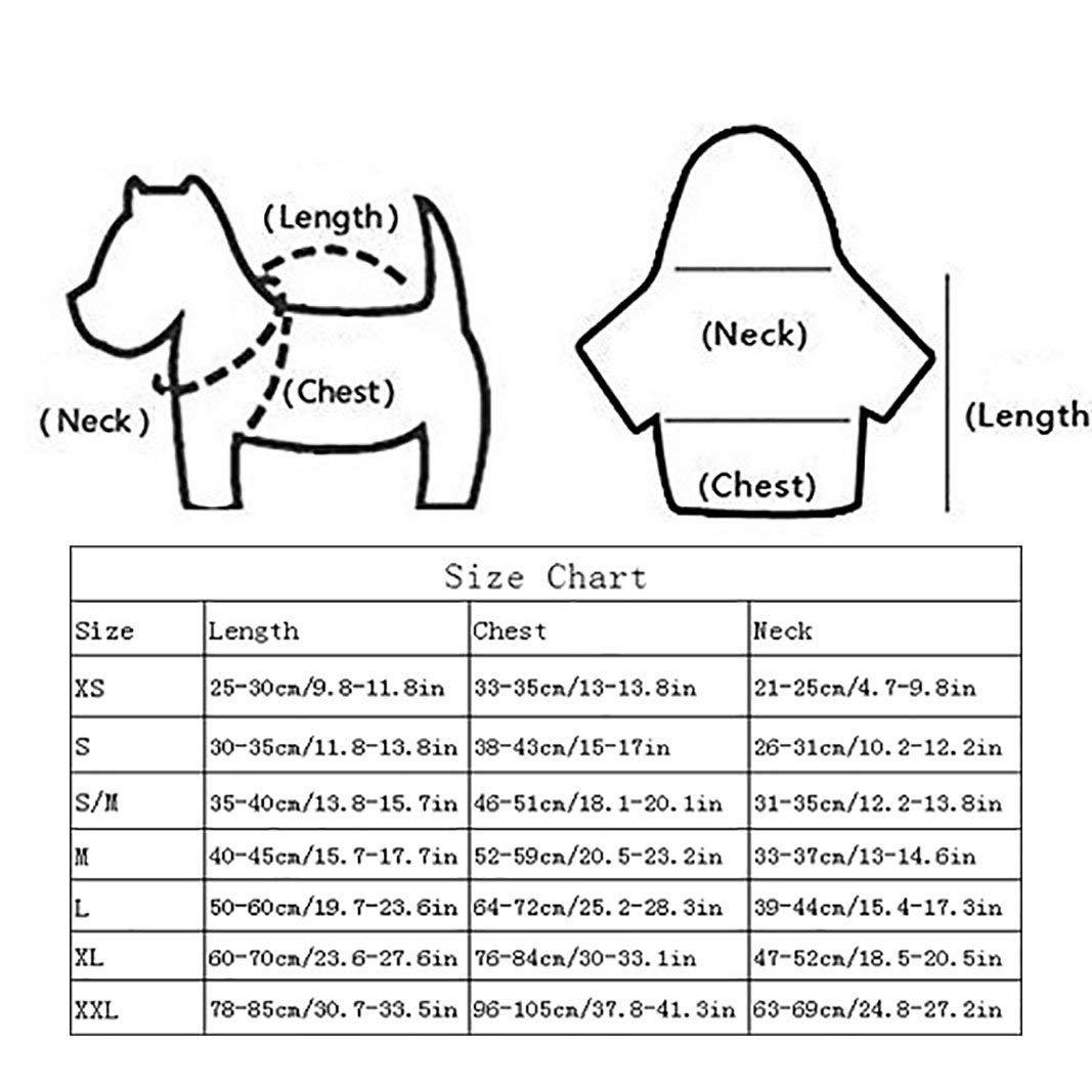 Cipway Cane Impermeabile e traspirante Giacca antipioggia con cappuccio Cucciolo Giacca antipioggia con striscia riflettente XL, Giallo