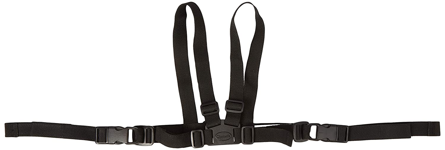 Clippasafe Easy Wash Harness and Reins Mehrfarbig