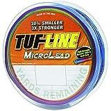 Tuf-Line ML18100 Micro Lead Core Spectra Braid Trolling Line, 18-Pound